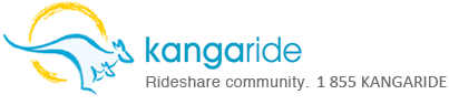 Kangaride Logo